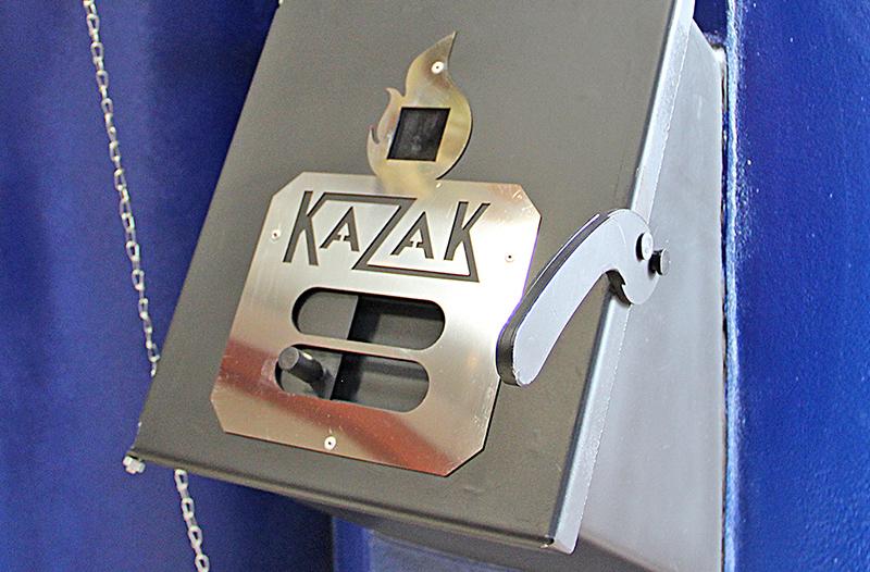 Правила эксплуатации котла Казак