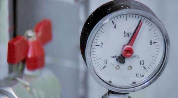 Гидравлические испытания - опрессовка системы